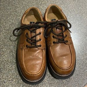 Dockers Glacier leather casual/dress shoes